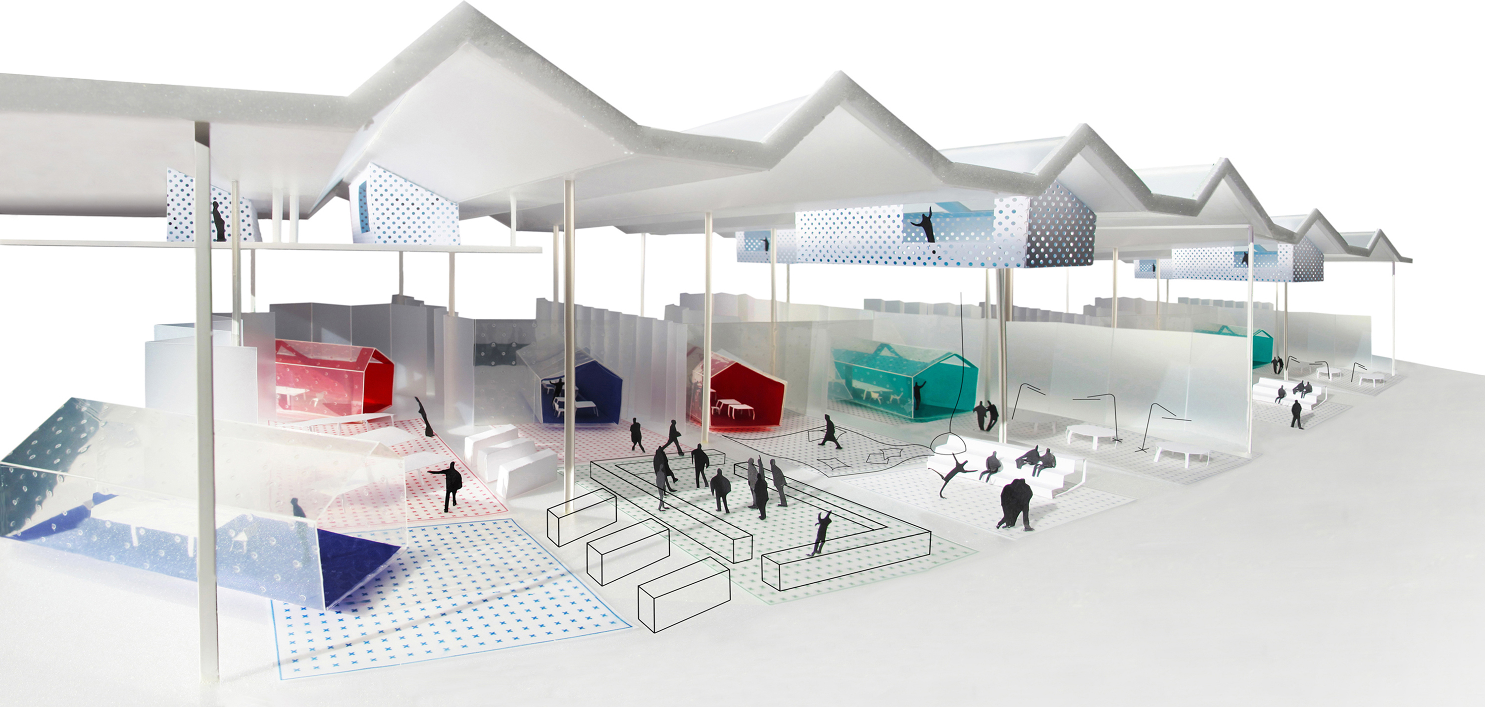 KUNE | Architecture Office / Spaces of Togetherness